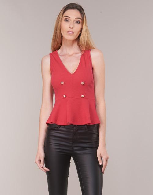 Clothing Women Tops / Blouses Moony Mood KITTILE Red