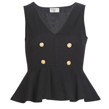 Clothing Women Tops / Blouses Moony Mood KILLE Black