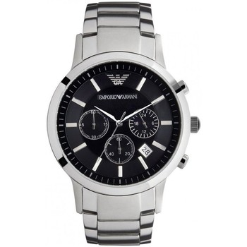 Watches Men Analogue watches Armani AR2434 Silver