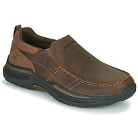 Shoes Men Slip-ons Skechers EXPENDED Brown