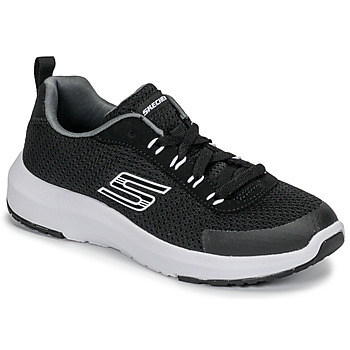Shoes Boy Multisport shoes Skechers DYNAMIC TREAD Black