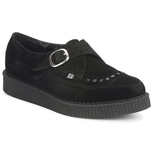 Shoes Derby Shoes TUK MONDO SLIM Black