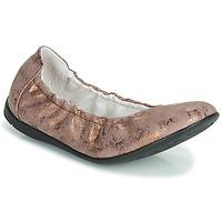 Shoes Girl Flat shoes Ramdam LIBRE Bronze