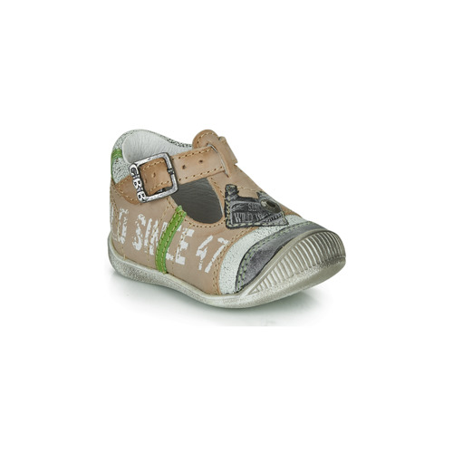Shoes Boy Sandals GBB IOKO Beige