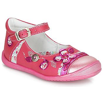 Shoes Girl Flat shoes Catimini CIVETTE Pink