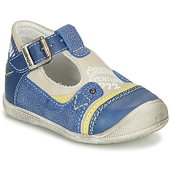 Shoes Boy Sandals Catimini CALAO Blue