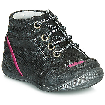 Shoes Girl Mid boots GBB LAURE Black