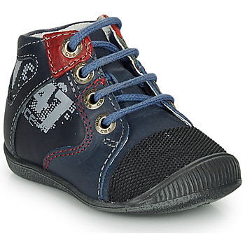 Shoes Boy Mid boots GBB LARI Blue