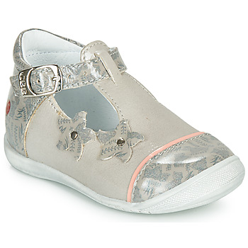 Shoes Girl Sandals GBB MARILOU Grey