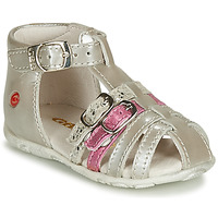 Shoes Girl Sandals GBB MARYLINE Multicolour