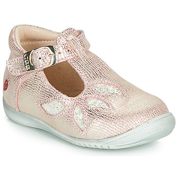 Shoes Girl Sandals GBB MARIE Pink
