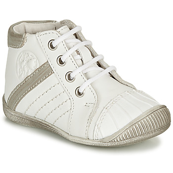 Shoes Boy Mid boots GBB MATYS White