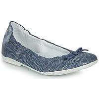 Shoes Girl Flat shoes Ramdam KIKI Blue