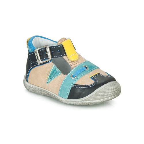 Shoes Boy Sandals Catimini COLIOU Blue