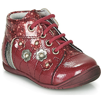 Shoes Girl Mid boots GBB NAYANA Red