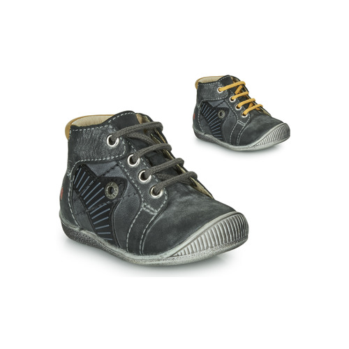 Shoes Boy Mid boots GBB NATALE Grey