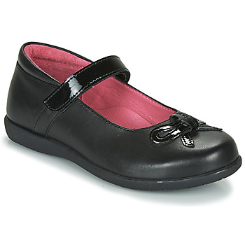 Shoes Girl Flat shoes GBB NADINE Black