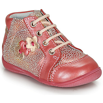 Shoes Girl Mid boots GBB PETULA Coral