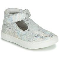 Shoes Girl Flat shoes GBB PARTHENON Silver