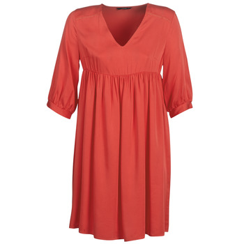 Clothing Women Short Dresses Only ONLVICTORIA Red