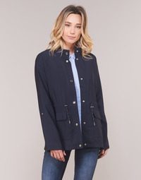 Clothing Women Parkas Only ONLDANIELLE Marine