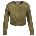 Clothing Women Leather jackets / Imitation leather Only