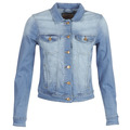 Clothing Women Denim jackets Only