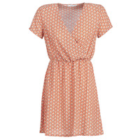 Clothing Women Short Dresses Only ONLTULIPE Orange