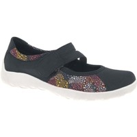 Shoes Women Slip-ons Remonte Dorndorf Orion Womens Casual Mary Jane Shoes blue