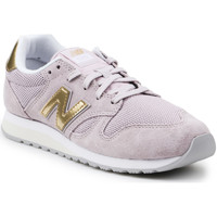 Shoes Women Low top trainers New Balance WL520GDC pink