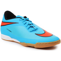 Shoes Men Football shoes Nike Football Shoes  Hypervenom Phade IC 599810-484 blue