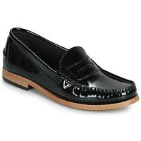 Shoes Women Loafers André CESAR Black