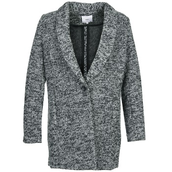 Clothing Women coats Suncoo ELOI Grey