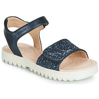 Shoes Girl Sandals Geox CORALIE Navy