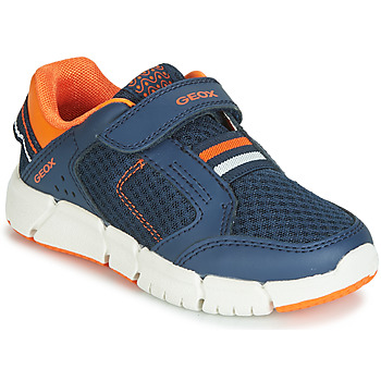 b5ba2cd29ccf Shoes Boy Low top trainers Geox FLEXYPER Navy