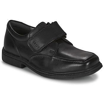 Shoes Girl Derby Shoes Geox FEDERICO A  black