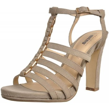 Shoes Girl Sandals MTNG TUNEZ Brown