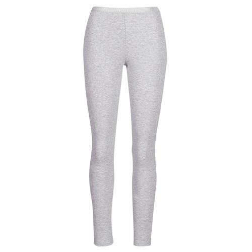 Clothing Women Leggings Damart FANCY KNIT GRADE 5 Grey