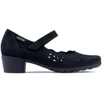 Shoes Women Flat shoes Mephisto SHOES  IVORA 3764 BLACK