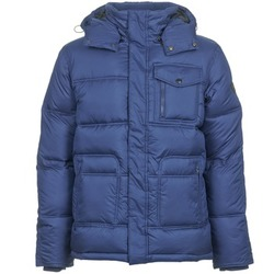 Clothing Men Duffel coats Wrangler THE GUARD Blue