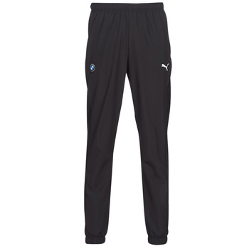 Clothing Men Tracksuit bottoms Puma BMW MMS WOVEN PANTS Black