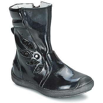 Shoes Girl High boots GBB LIVIANA Black