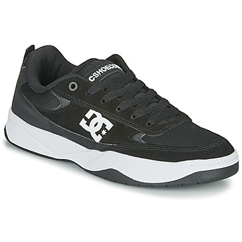 Shoes Men Low top trainers DC Shoes PENZA Black