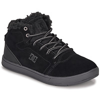 Shoes Children Hi top trainers DC Shoes CRISIS HIGH WNT Black