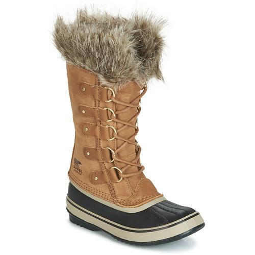 Shoes Women Snow boots Sorel JOAN OF ARCTIC Camel