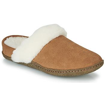 Shoes Women Slippers Sorel NAKISKA SLIDE II Camel