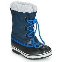 Shoes Children Snow boots Sorel YOOT PAC NYLON Marine