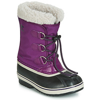 Shoes Children Snow boots Sorel YOOT PAC™ NYLON Purple