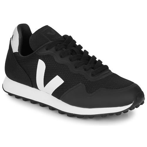 Shoes Women Low top trainers Veja SDU RT Black