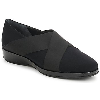 Shoes Women Loafers Amalfi by Rangoni PRETTY Black